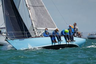 ASSENT COWES 2017
