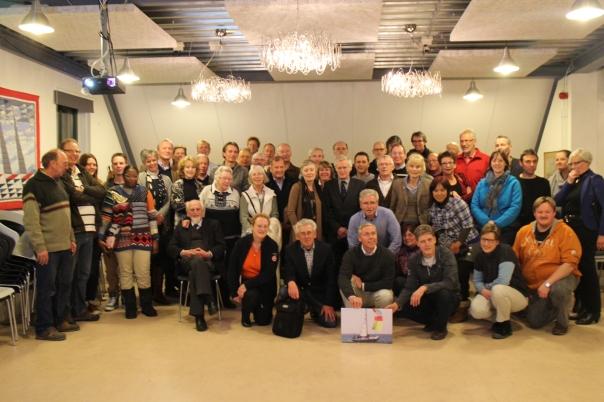 Willemstad 2013 met Jeremy & Fiona Rogers