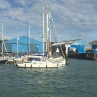 Bijou aan de pontoon